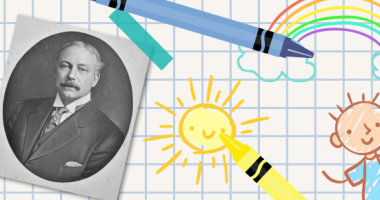 Grit & Growth: Edwin Binney, the Inventor of Crayola Crayons